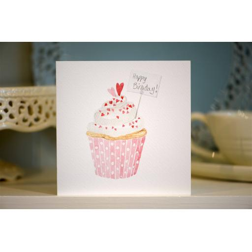 BG13 Birthday Cupcake