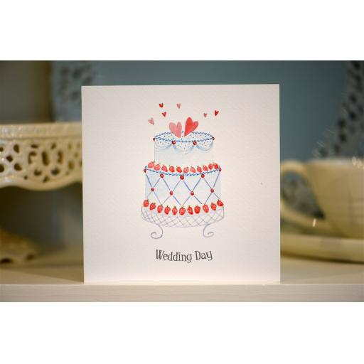 W1 Wedding Cake