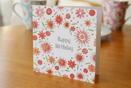 BG15  Birthday Red Floribunda
