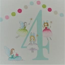 BG34  Girl's No.4 Fairies