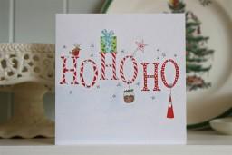 CH2  Ho Ho Ho
