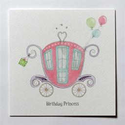 BG12  Birthday Princess