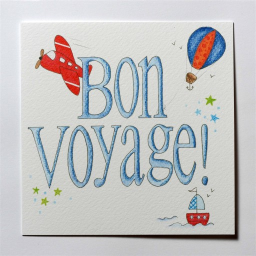 BV1  Bon Voyage