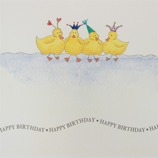 Happy Birthday Ducks