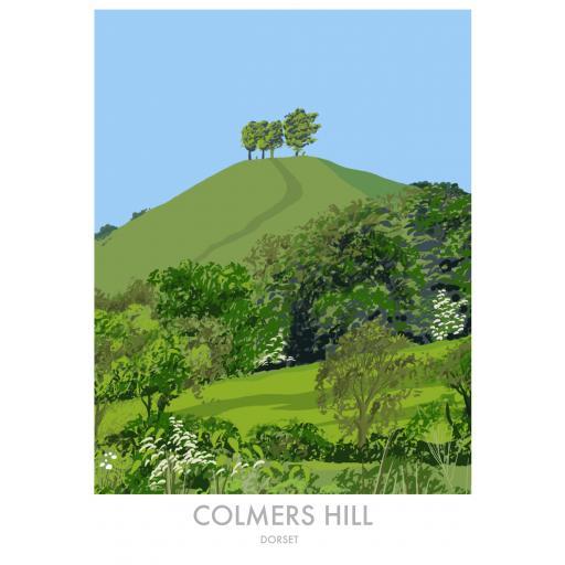 Colmers Hill, Dorset