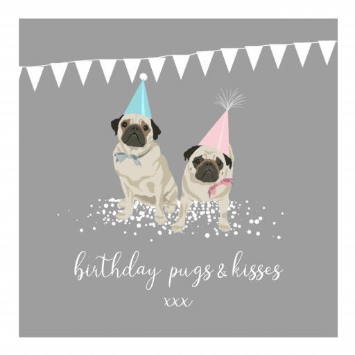 B19 Birthday Pugs