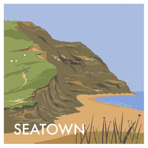 DT4 Seatown, Dorset