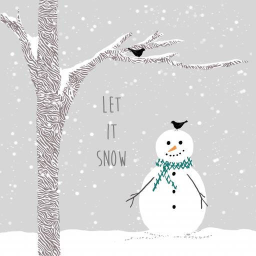 CH9 Let it Snowman