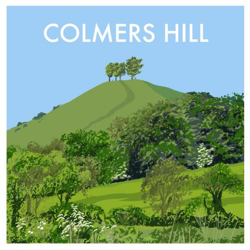 DT1 Colmers Hill, Dorset