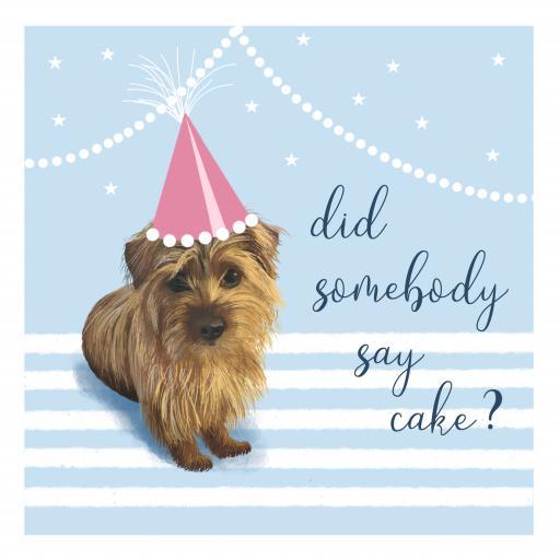 BG27 Did Somebody Say Cake?