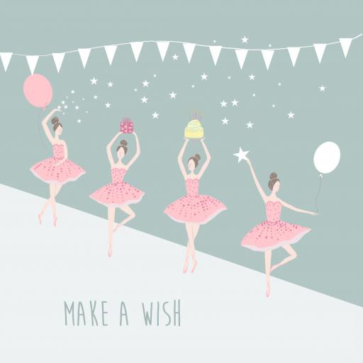 BG30 Make a Wish Ballerinas