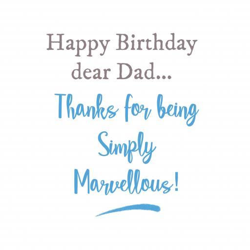 D1 Marvellous Dad
