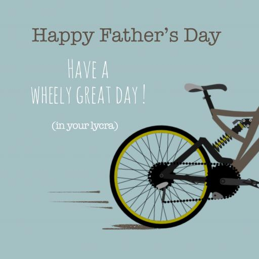 F2 Father's Day Cycling