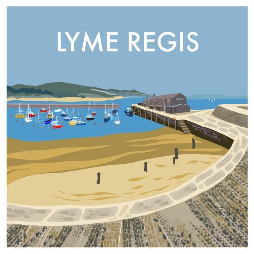 DT3 Lyme Regis, Dorset