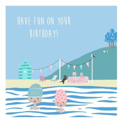 BG26 Have Fun on Your Birthday