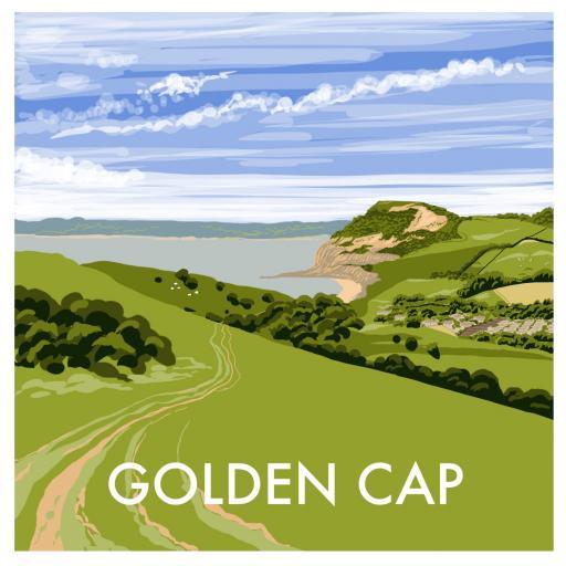 DT2 Golden Cap, Dorset